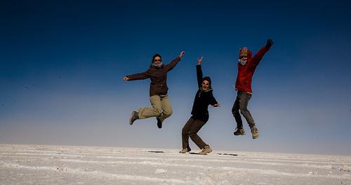 Le Salar d'Uyuni et le tourisme de masse…par Jérémie Wach-Chastel