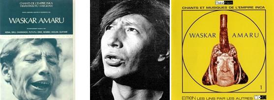 Waskar Amaru  (1945-1985) – Un artiste à découvrir ou redécouvrir par Xavier Barois