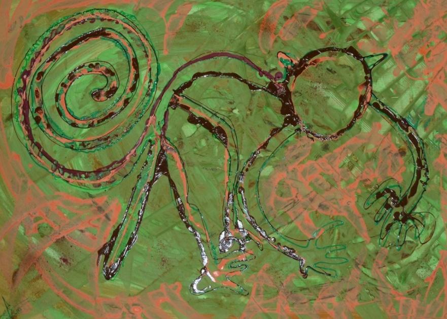 L'art précolombien d'Éric Bouvet par S. Cabrejos